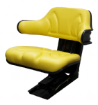Tractor, Plant Seat (Yellow)